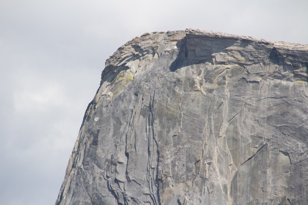 Puzzle: try to find Vitaliy M at some Half Dome ledge.