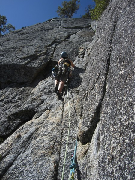 Me headed for the variation on the last pitch