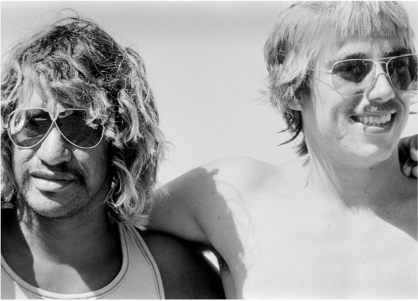 From The Lost and Found Collection <br/> Eddie Aikau &amp; Rory Russell <br/> Phot...