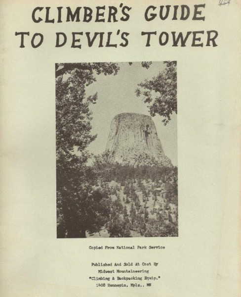 First CG to Devils Tower by Midwest Mountaineering