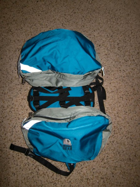 granit gear dog packs - large.