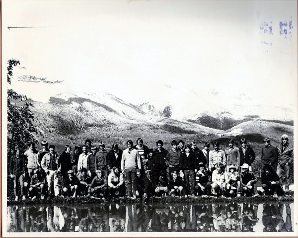 Telluride Mountaineering School, 1979A