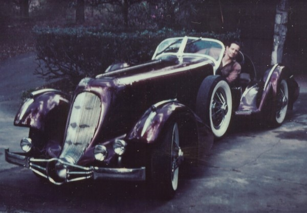 The 1935 Duesenberg SJ Speedster aka the Mormon Meteor
