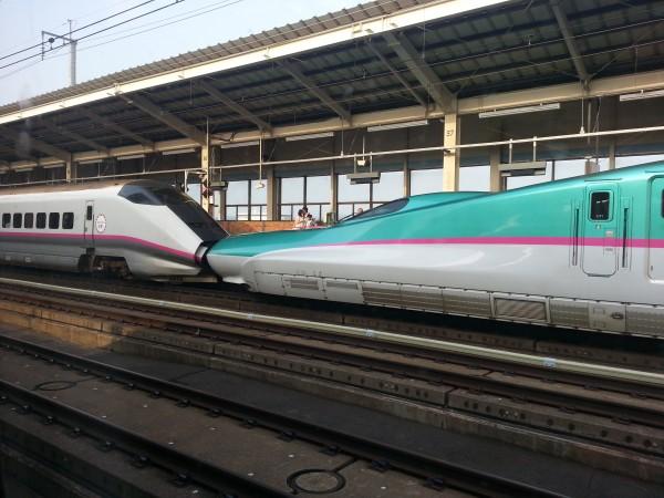 shinkasen( bullet train)