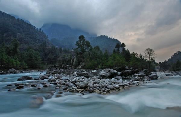 Manju River
