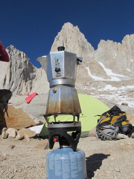 Alpine climbing essentials