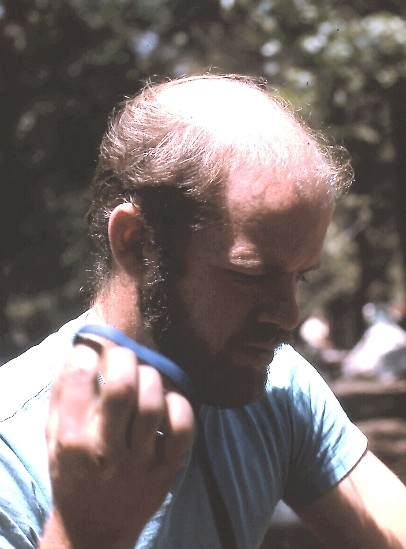 Chuck Pratt, C4, 1969