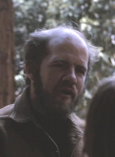 Chuck Pratt, C4, 1969.