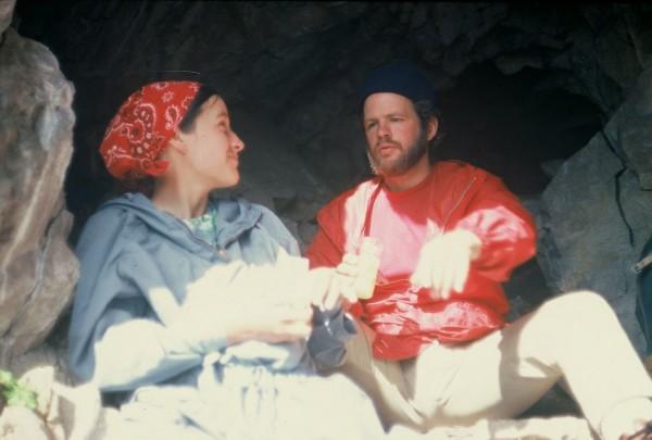 Trish and Chuck
