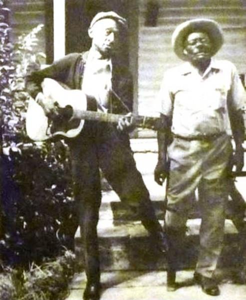 Pink Anderson & Arthur Peg Leg Sam Jackson