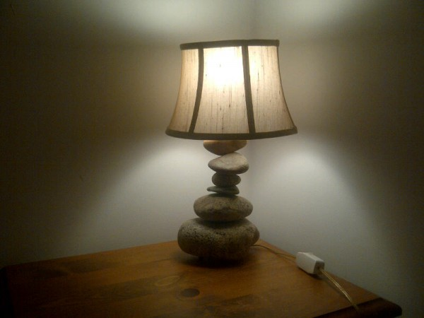 Weeg...finally found a lampshade for your beautiful gift...