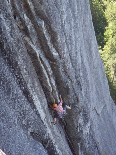 Hoser at the crux of the pitch