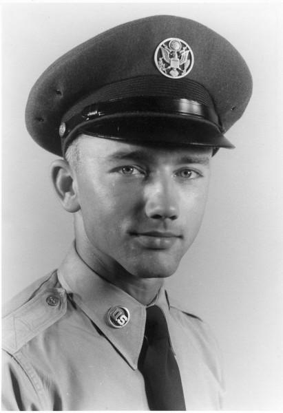 Dolt 1953, USAF Enlistee