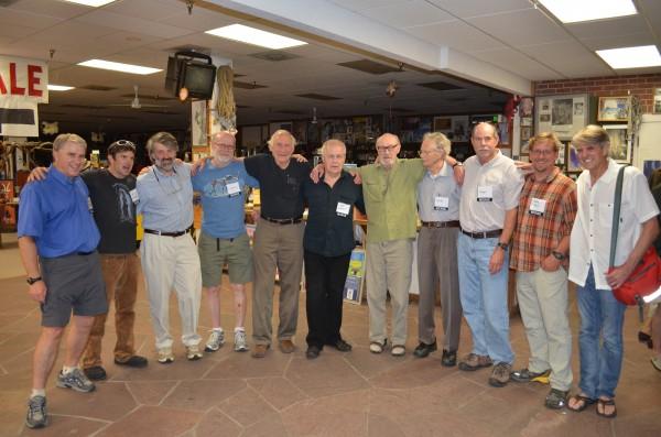 Eric Doub, Chris Van Leuven, Ed Webster, Steve Bartlett, Maurice Horn,...