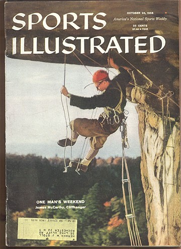 Sports Illustrated 1958 cover boy!
