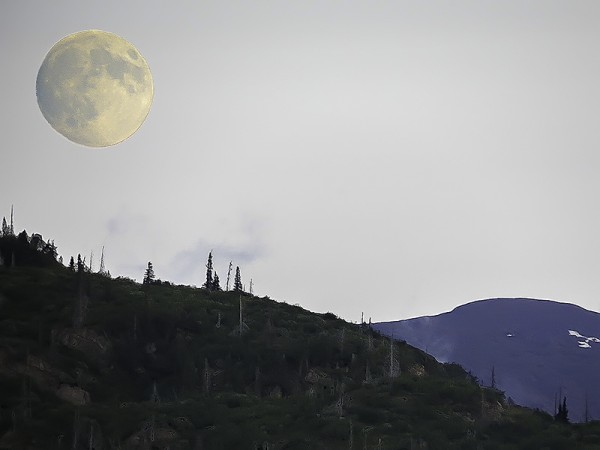 solstice moon