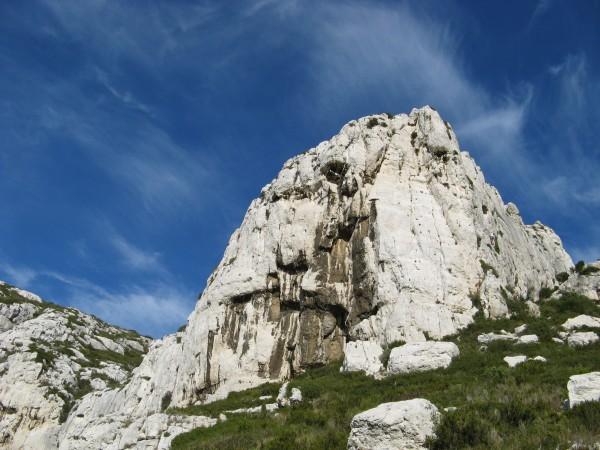 The Calanques - Sormiou area - Colline de Lun - Roy Tore Fallaas