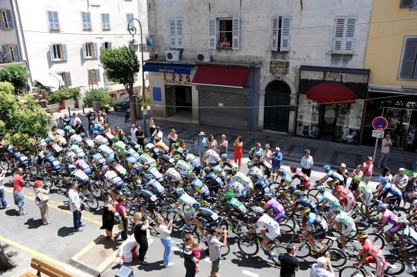 2013 - Tour de France in Corsica