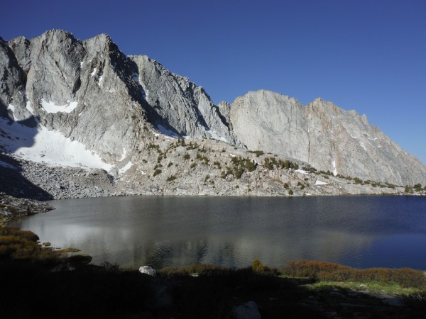 Big Brewer lake is full of phat phishes <br/>