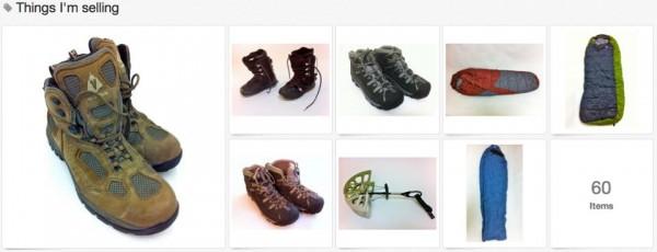 2012 ASCA ebay auction sample