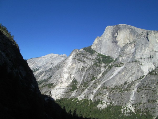half dome is kinda neat!