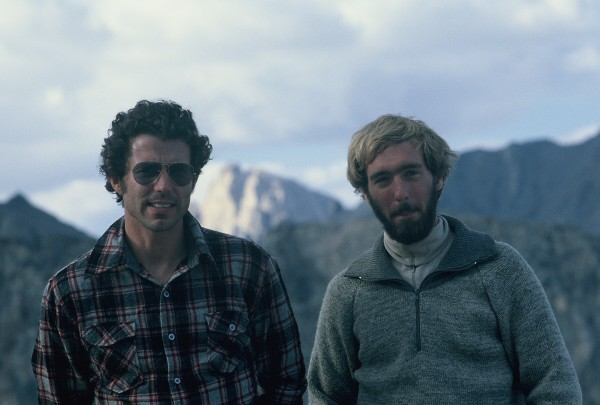 Jon and Eric B.