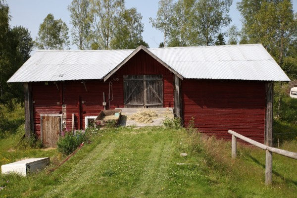 An old barn at Furuberget
