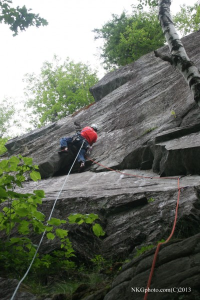 Mad man 10c holts ledge NH