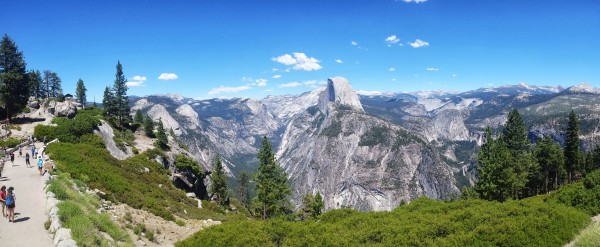Glacier Point Panorama!