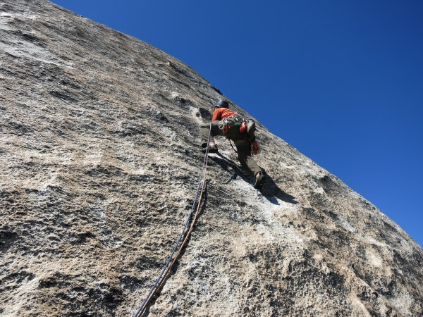 Will leading on the polished 7th pitch of Crest Jewel