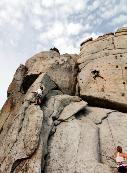 me on the unnamed 5.6, and Colin on candyass