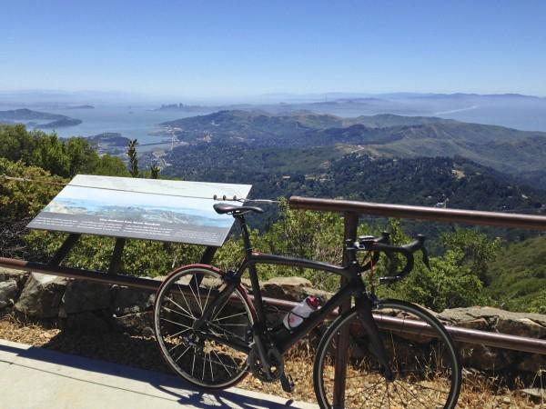 View From Mt Tam East Peak