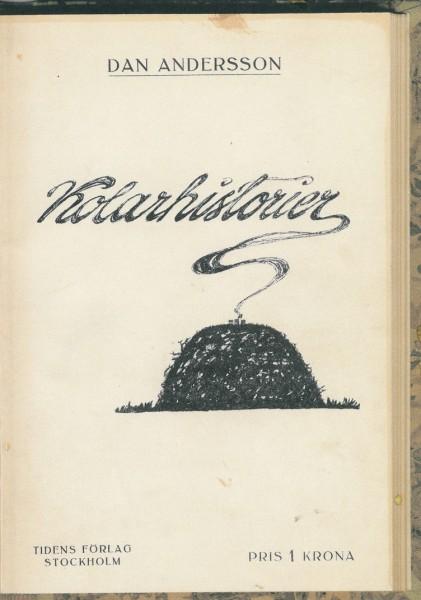 Kolarhistorier (Charcoal Burner's Tales)