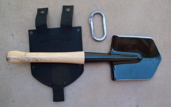 Speznaz tactical shovel