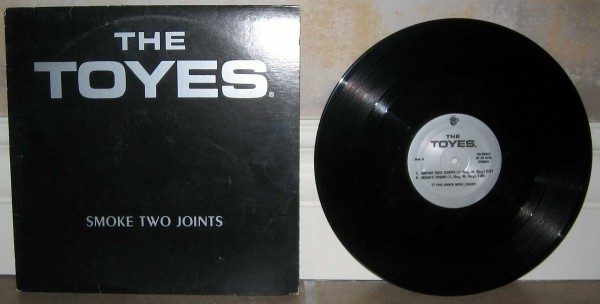 "12"" 45RPM Single. Original. Not 4 sale."