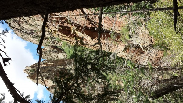 Cool things to climb in chimney canyon.