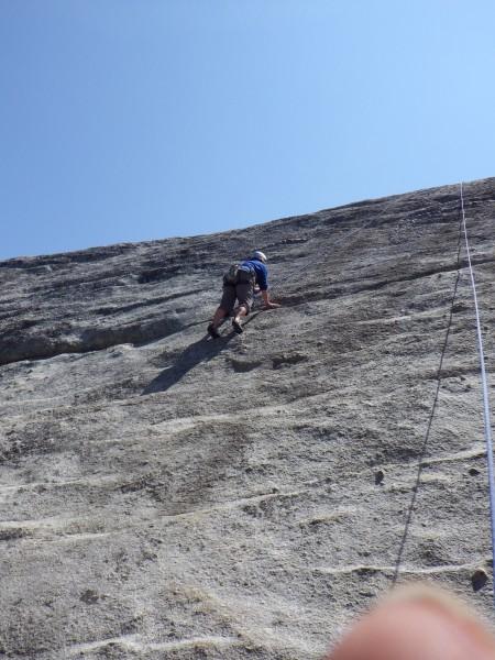 Fun easy climb <br/>
