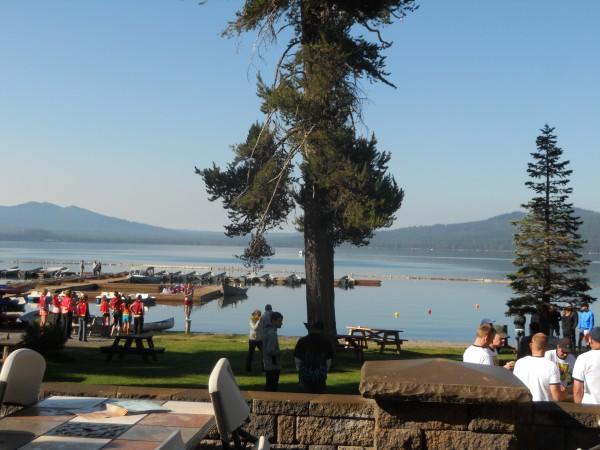 Diamond Lake Start