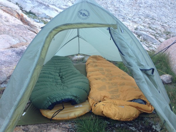 Big Agnes Seedhouse - just the fly and poles. Weighs about 2 pounds &#...