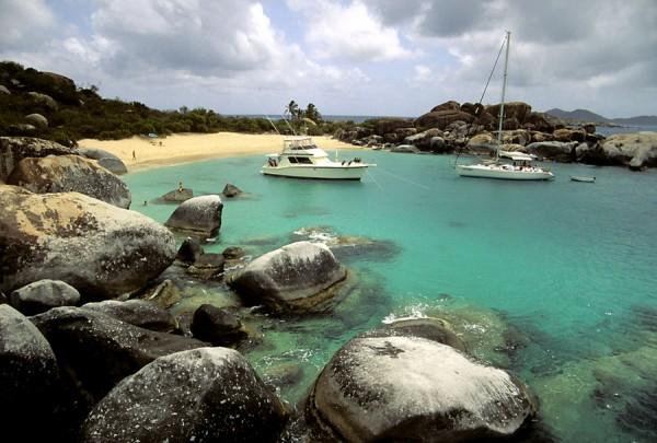 British Virgin Islands in the 1980s