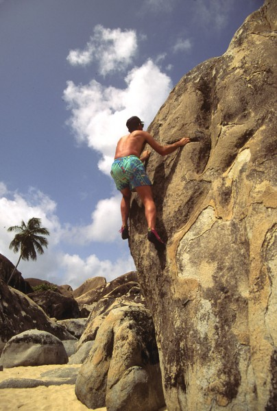 British Virgin Islands in the 1980s