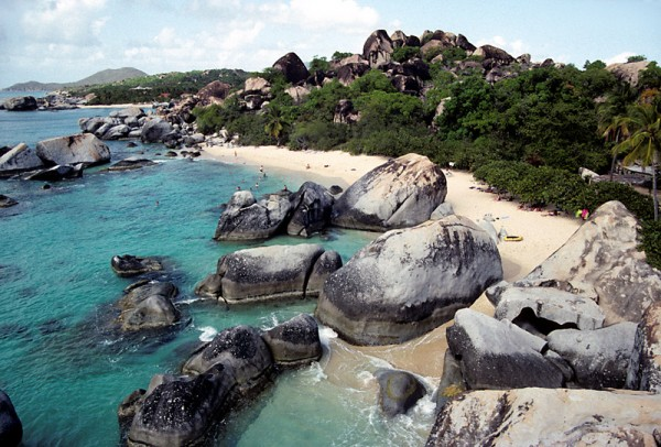 Virgin Gorda Island <br/>