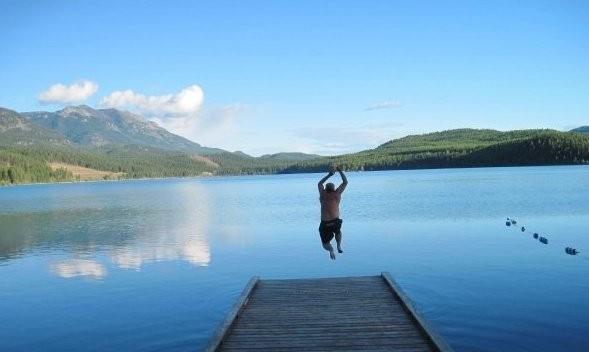 Dickey Lake Montana.