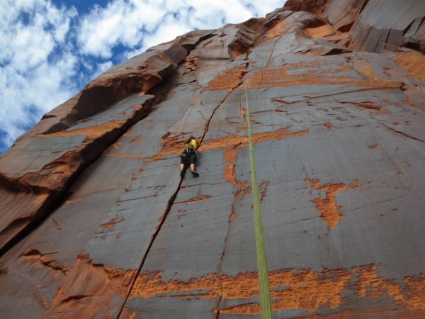 Chesy on Casey's Route? 5.11-