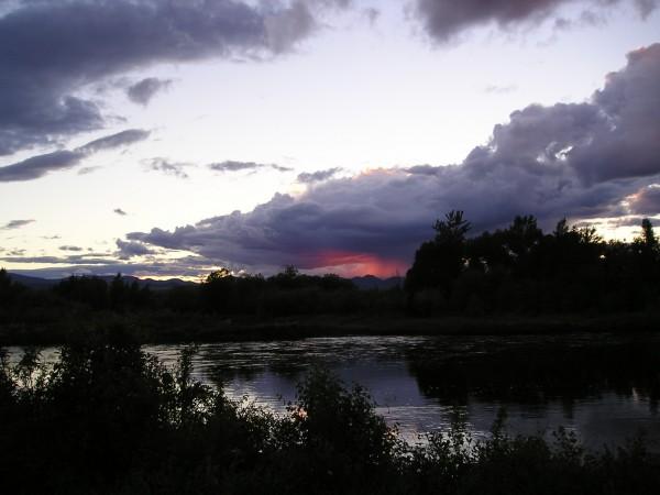 Jefferson River,Montana
