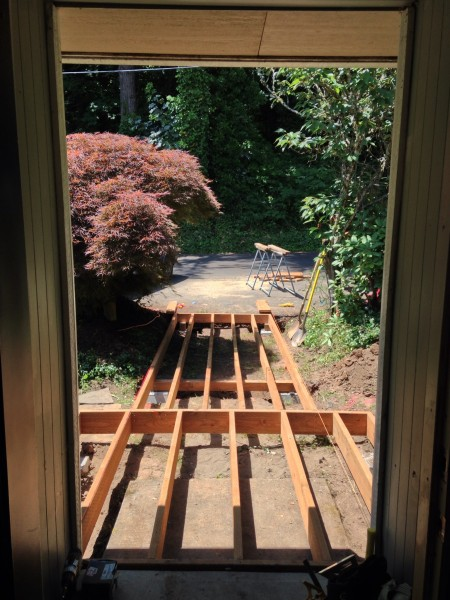 New Entry Deck project