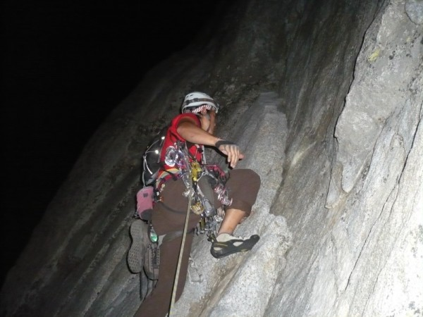 At the start of the Nose @ 11 pm