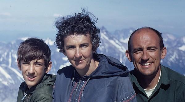 Mt. Buckner 1972