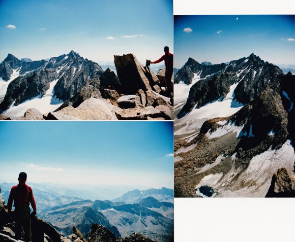 Mount Agassiz, September, 1987