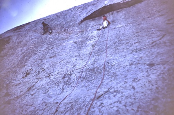 Paul, Phil Gleason and I did the FFA of 'Virgin' 5.10 ca 1967